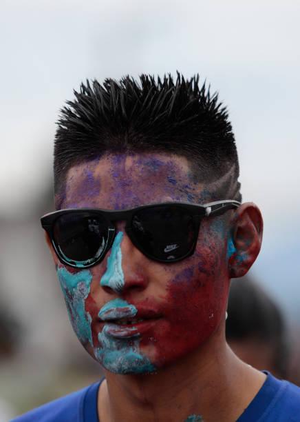 ECU: Traditional Carnival In Ecuador