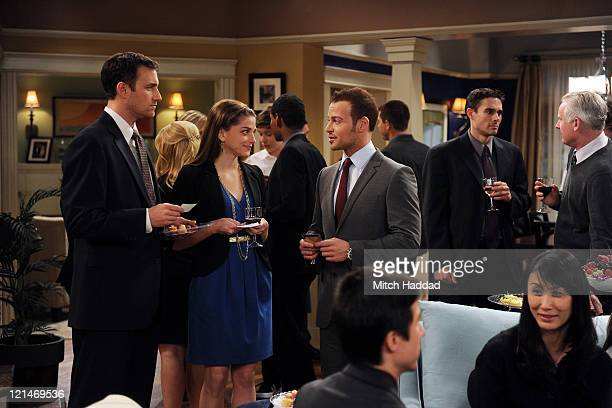 MELISSA JOEY 'Young Love' In 'Young Love' Mel meets a younger man George at a business reception she holds at her home and the two begin dating...