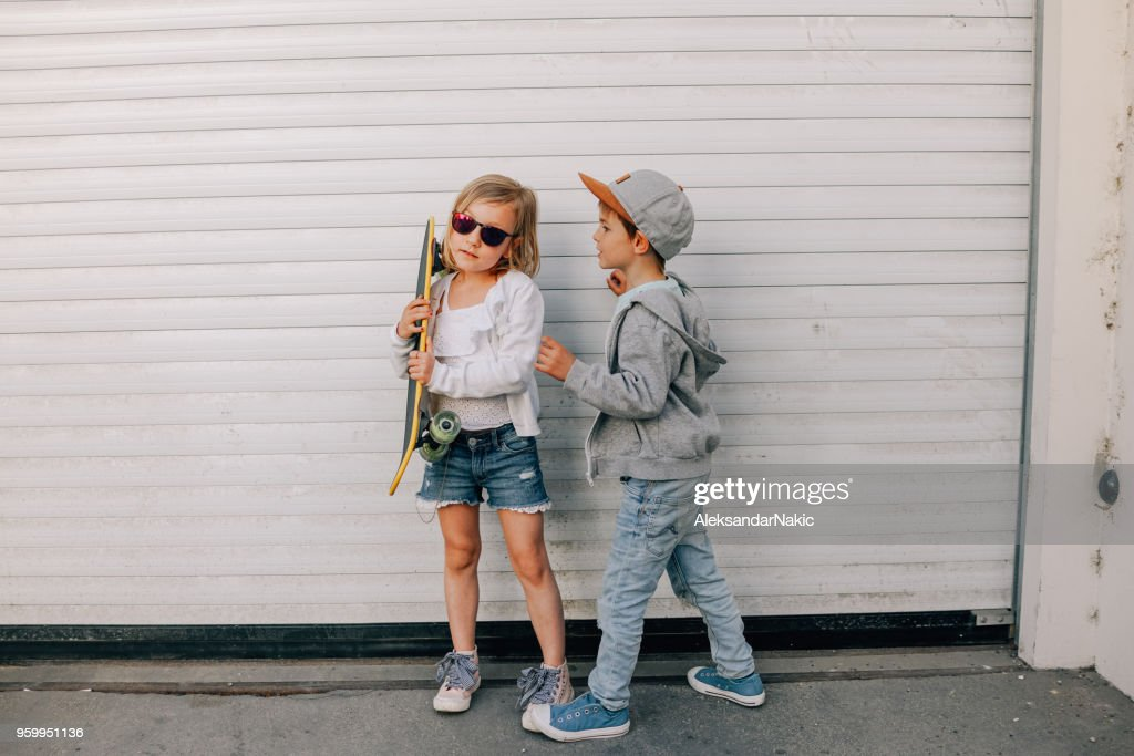 Junge Liebe : Stock-Foto