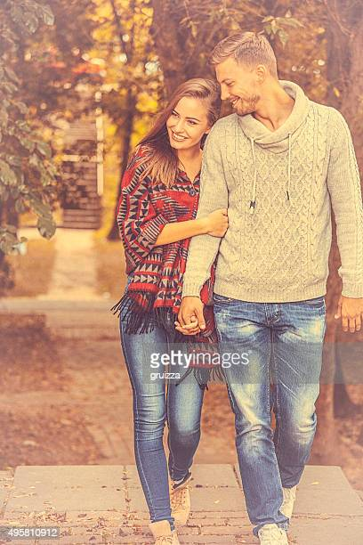 Beautiful Couple In Love Winter Stock Pictures Royalty Free