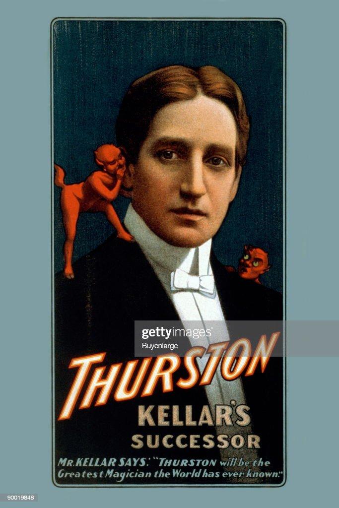 Thurston Kellar's successor : ニュース写真