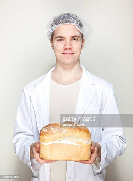 Young Male Baker
