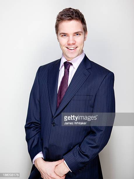 Young Male Professional