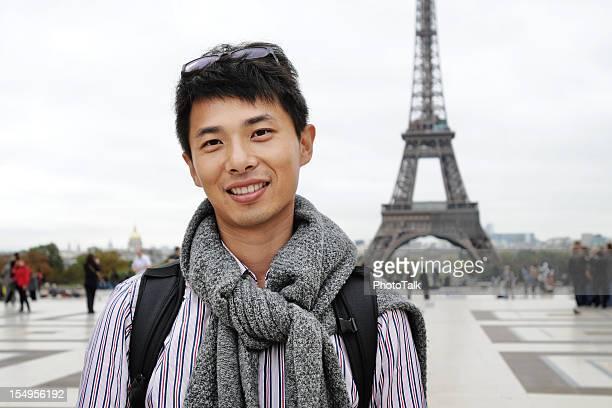 Young Man in Paris - XLarge
