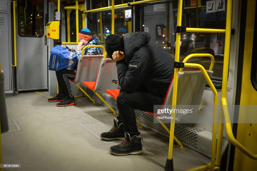 Daily life in Warsaw : Foto di attualità