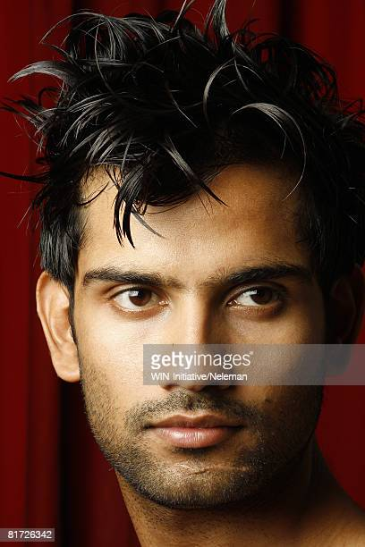 young man, looking away - hair stubble stock pictures, royalty-free photos & images