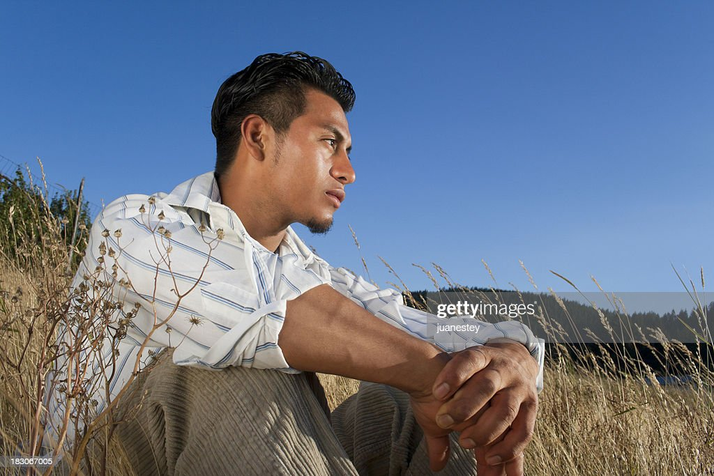Young Man : Stock Photo