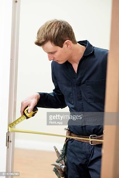 Young Man Repairman