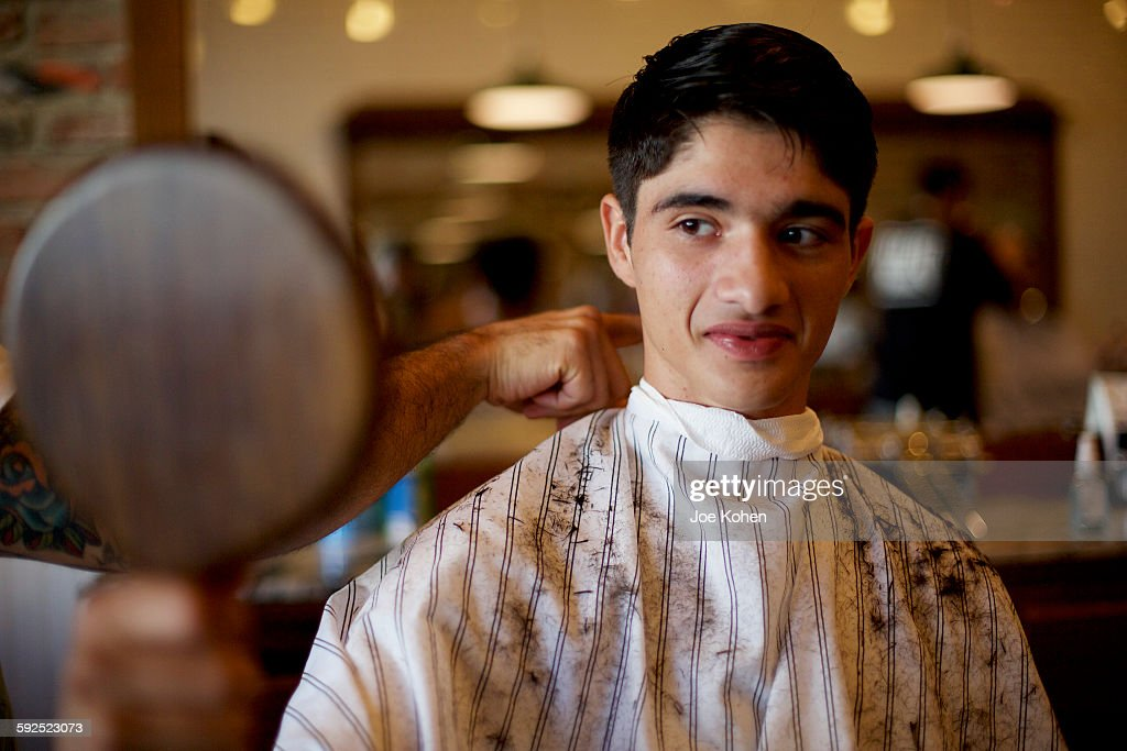 Barber Culture : ニュース写真
