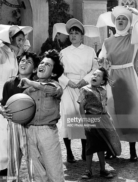 NUN A Young Man with a Cornette Season One 11/23/67 Rick Natoli Sally Field Marge Redmond