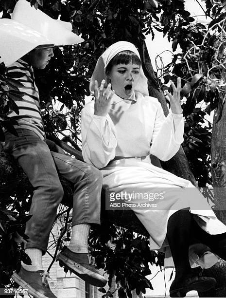 NUN A Young Man with a Cornette Season One 11/23/67 Sister Bertrille was caught flying by Manuel
