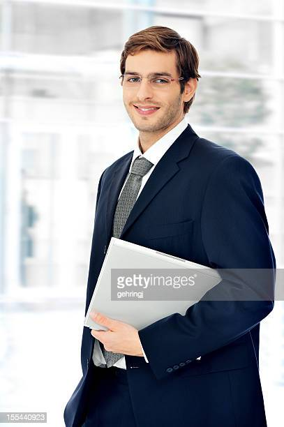 young manager - only young men stock pictures, royalty-free photos & images