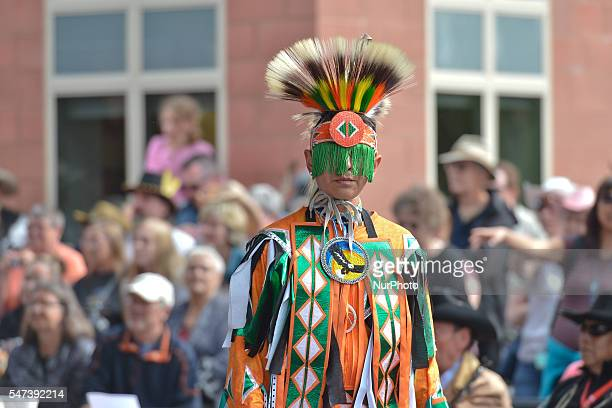 Pow Wow Stock Photos And Pictures Getty Images
