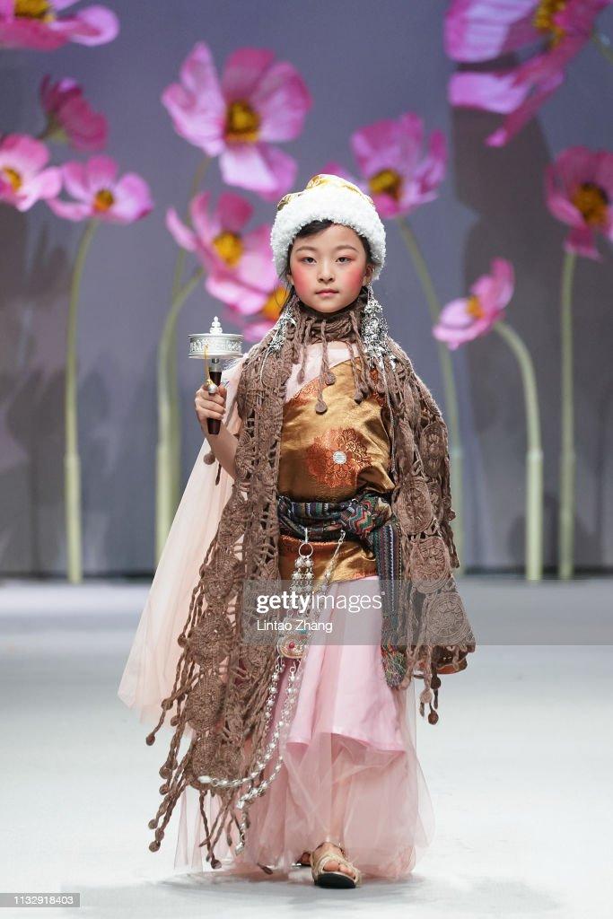 CHN: China Fashion Week A/W 2019/2020 - Day 2