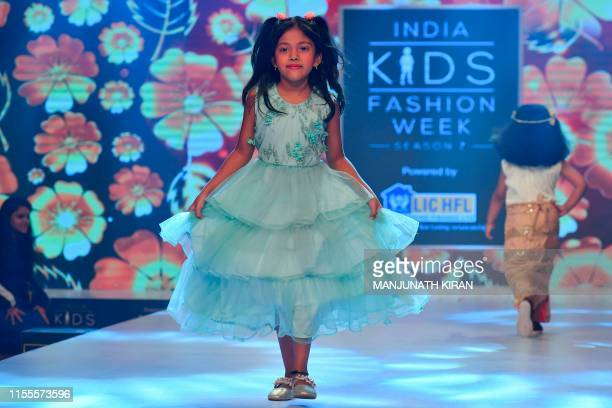 241 India Kids Fashion Week Photos And Premium High Res Pictures Getty Images