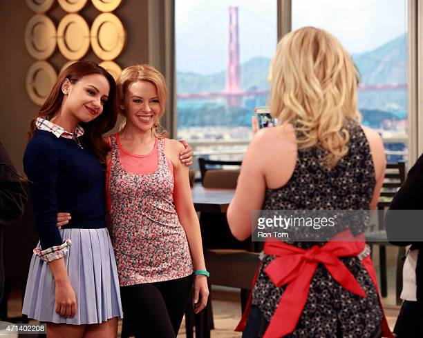YOUNG HUNGRY 'Young Moving' Gabi and Sofia try to move into a better place in a new episode of ABC FamilyÕs original comedy ÒYoung HungryÓ airing on...