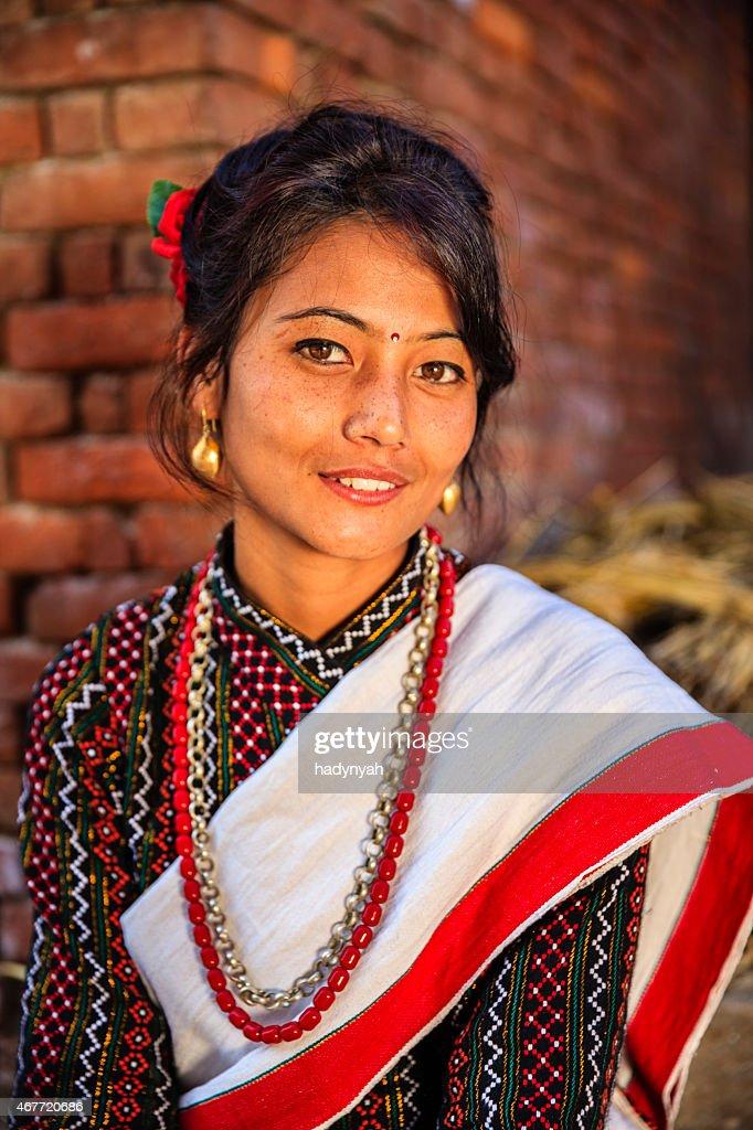 Traditional Nepali Dress for Girls