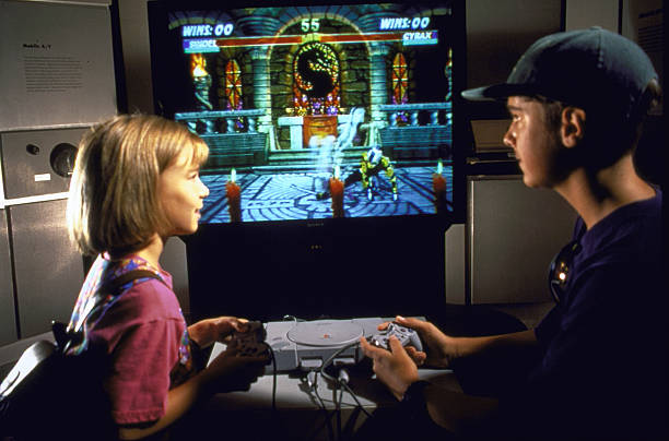 (FILE) Time Life Looks Back At Video Games