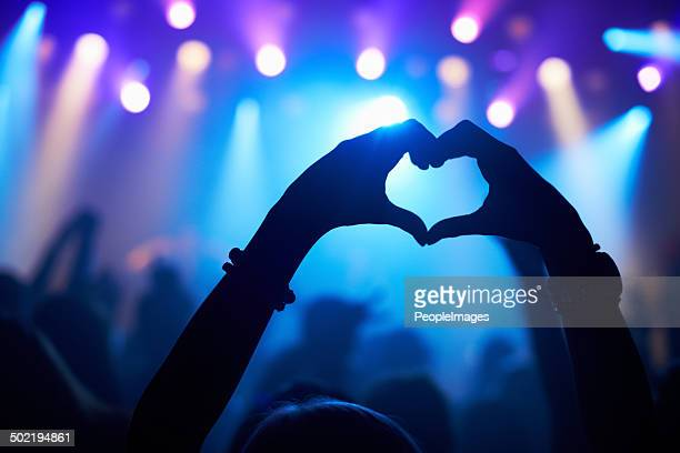 love from a loyal fan - fan enthusiast stock photos and pictures