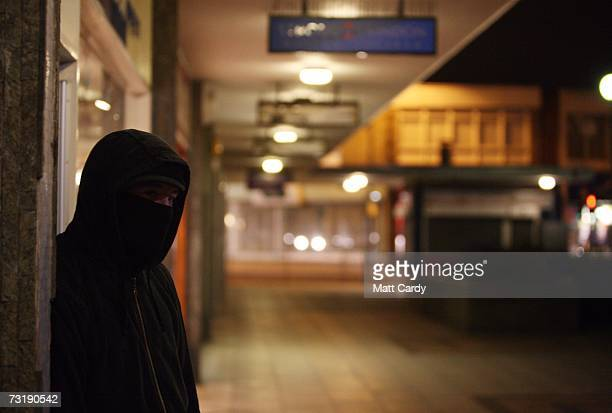 A young person stands in a doorway on a housing estate east of Bristol city centre February 1 Bristol England Bristol City Council is one of 40 local...