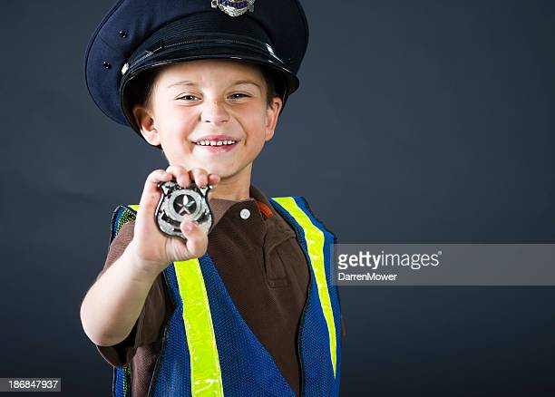 Young Police Officer
