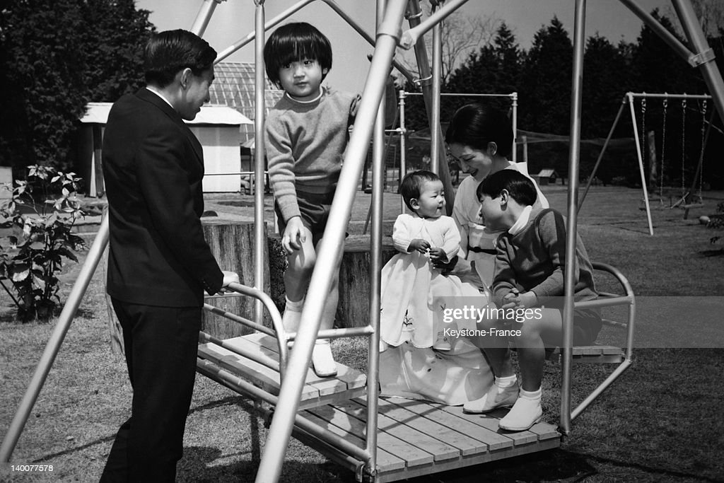 Japanese Princess Nori's Birthday In 1970 : ニュース写真