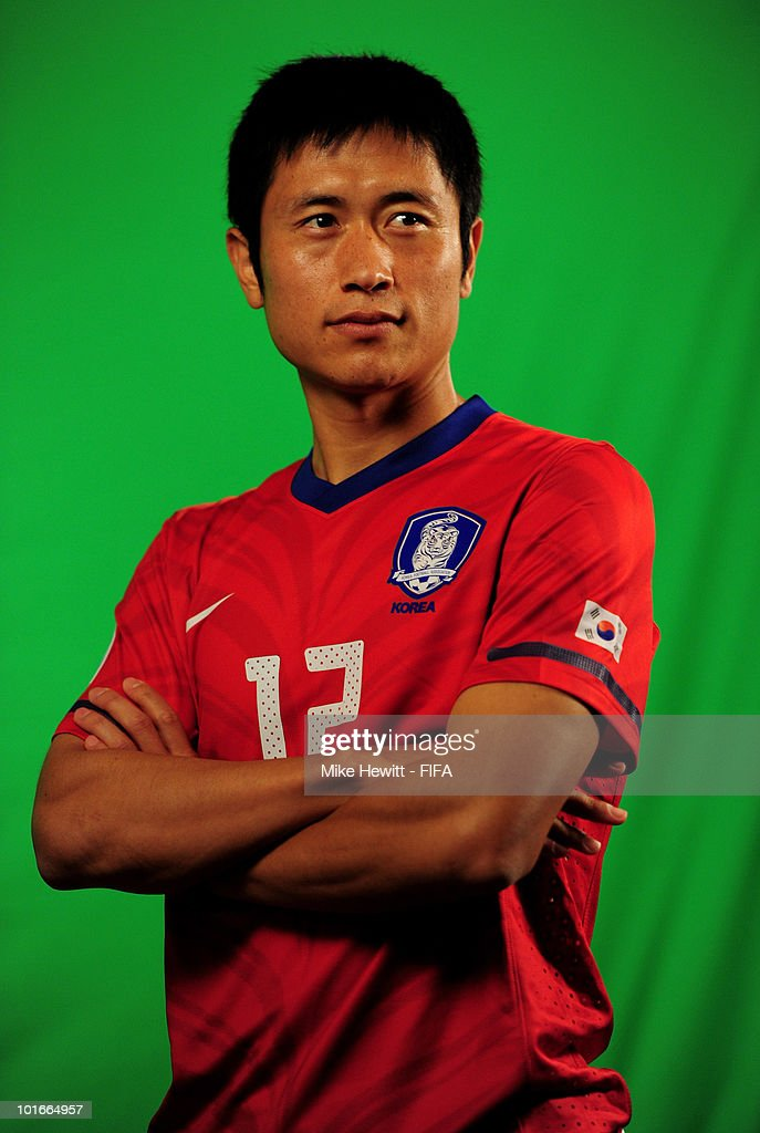 South Korea Portraits - 2010 FIFA World Cup