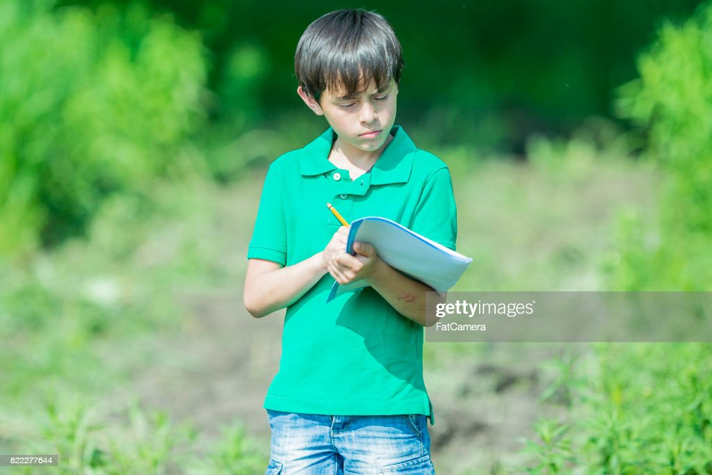 Young Researcher : Stock Photo
