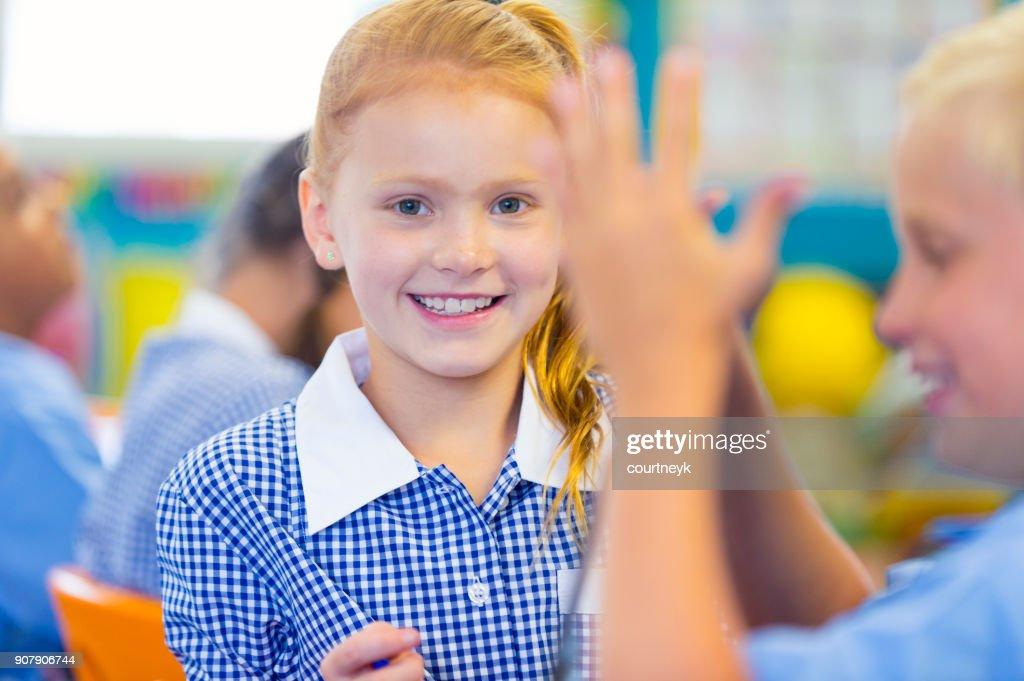 Schulmädchen com