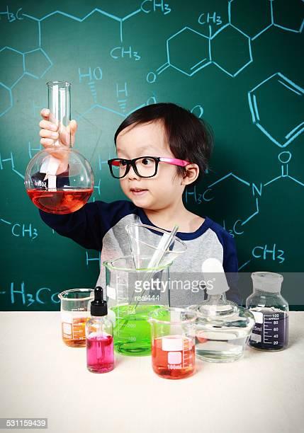 Jeune scientifique