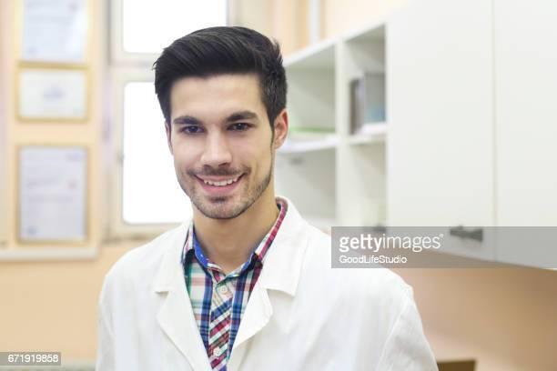 Junge Wissenschaftler