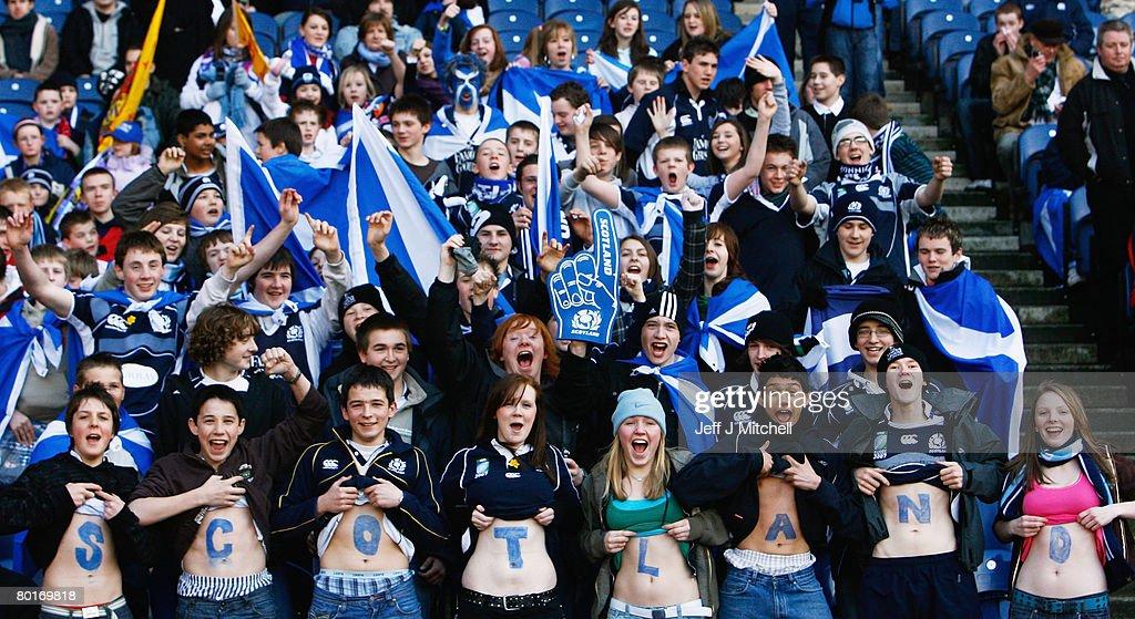 Scotland v England - RBS 6 Nations : News Photo