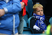 sheffield england young sheffield wednesday fan
