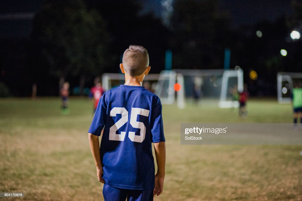 Young Soccer Player : Stock Photo