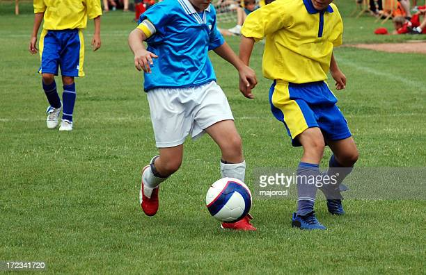 young-soccer player