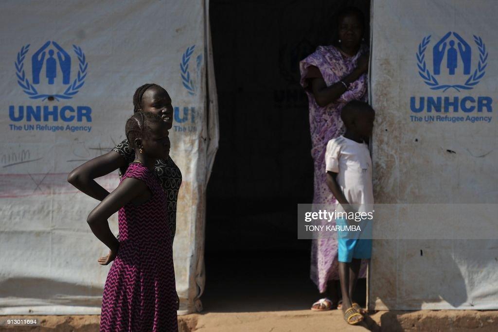KENYA-UN-REFUGEES-CONFLICT : News Photo