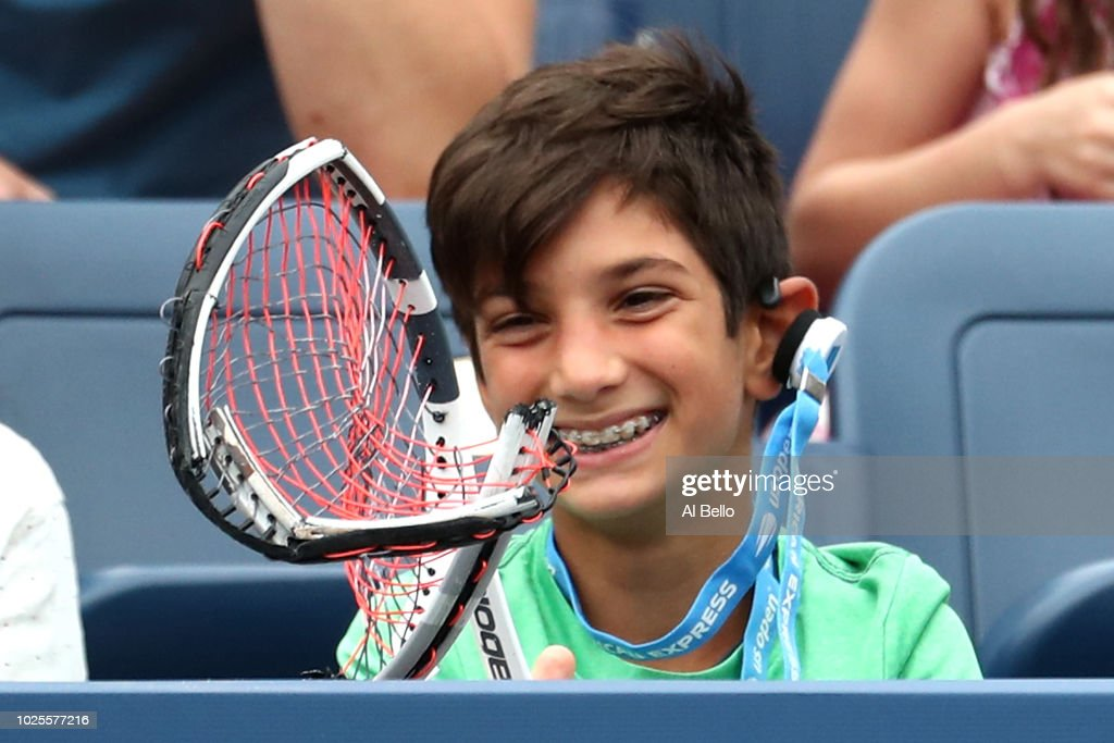 2018 US Open - Day 5 : News Photo