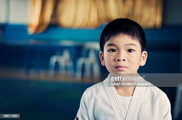 young taekwondo fighter - malabon stock pictures, royalty-free photos & images