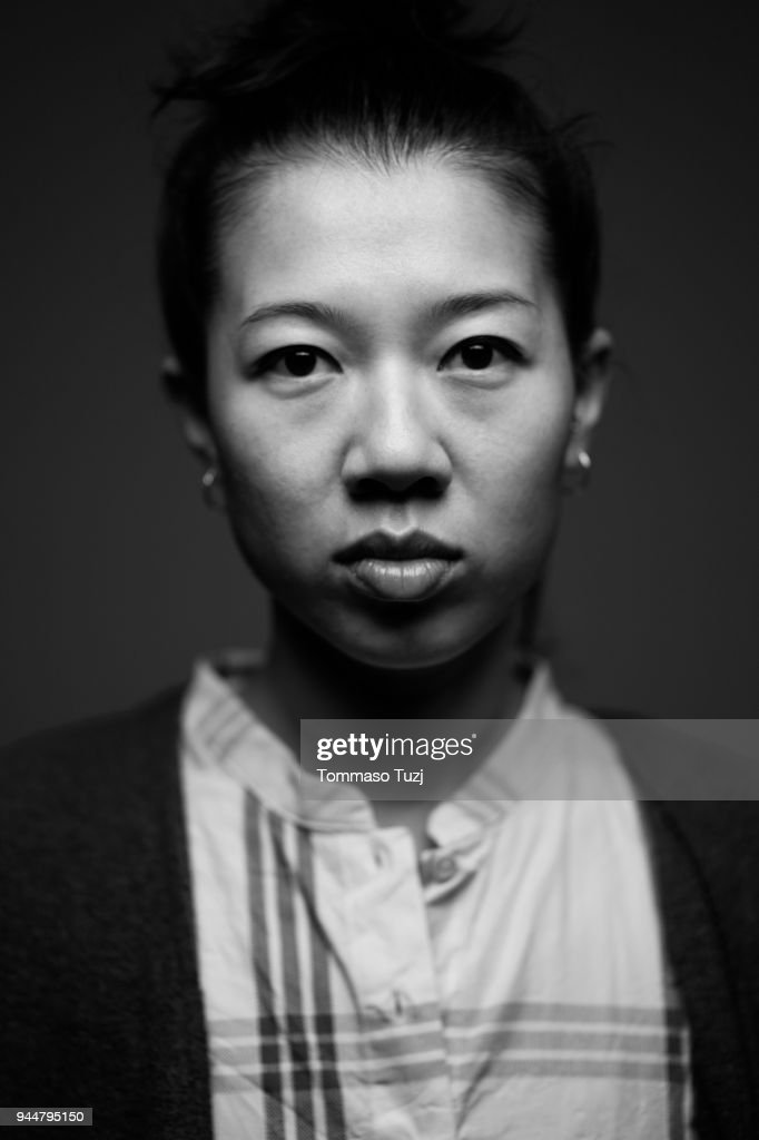 Young Taiwanese girl portrait : Stock Photo