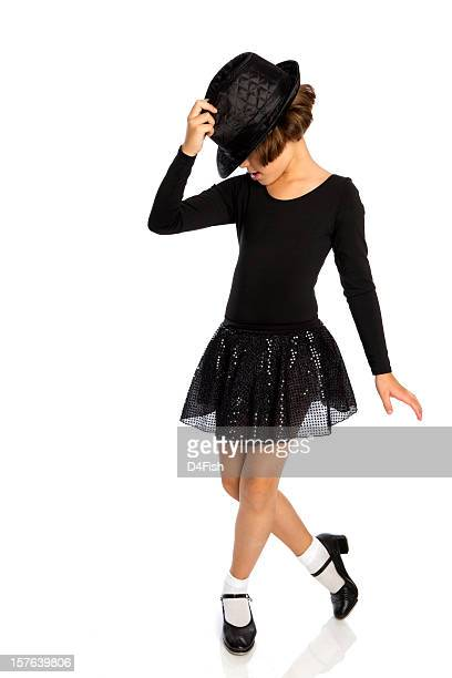 Young Tap Dancer