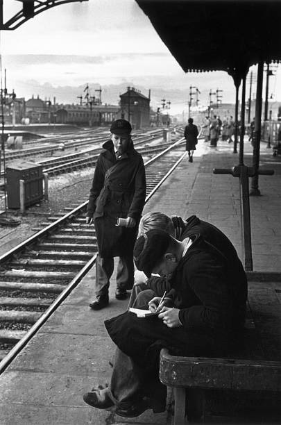 Young Trainspotters
