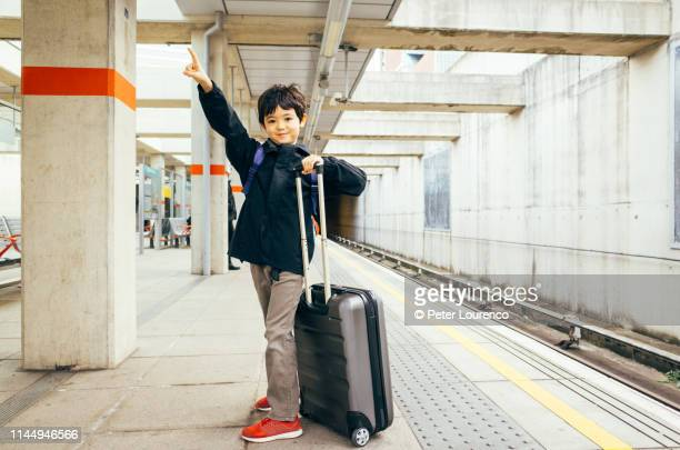 young traveller - peter lourenco stock pictures, royalty-free photos & images