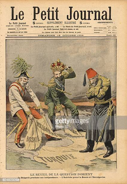 Young Turk Revolution 1908_In the upheaval in the Ottoman Empire caused by the Young Turk Revolution in October Austria seized BozniaHerzogovina and...