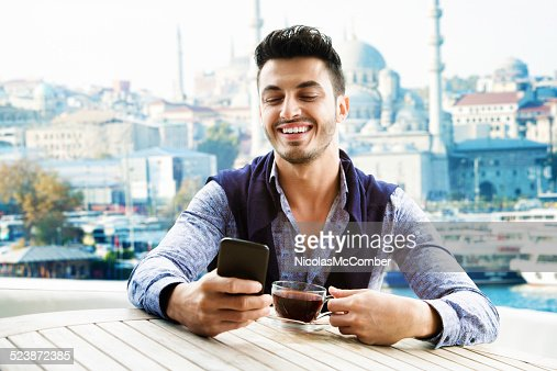 Dating a younger turkish man