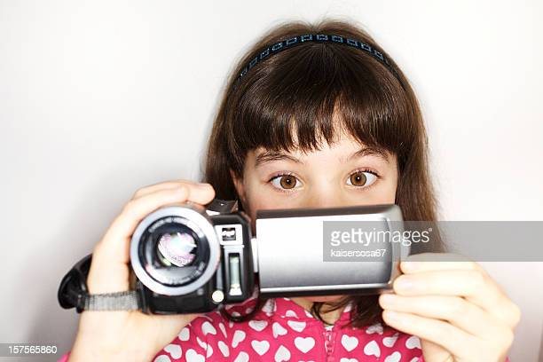 Young videomaker
