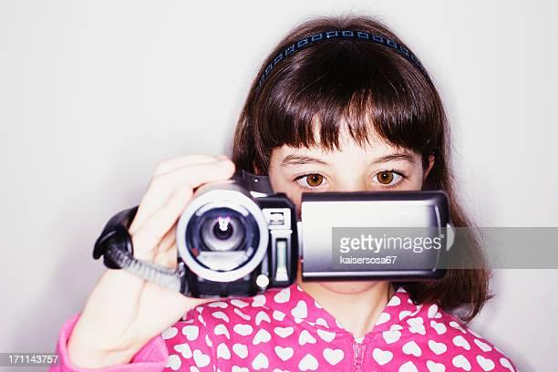 若い videomaker