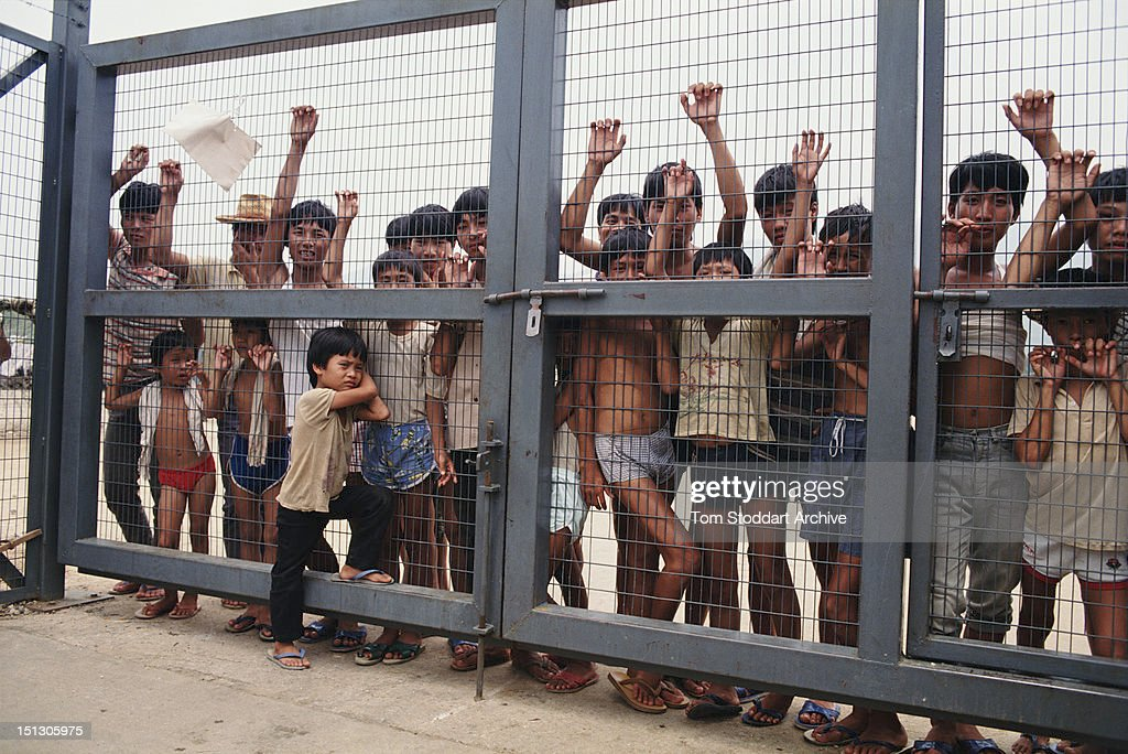 Shek Kong Camp : Fotografía de noticias