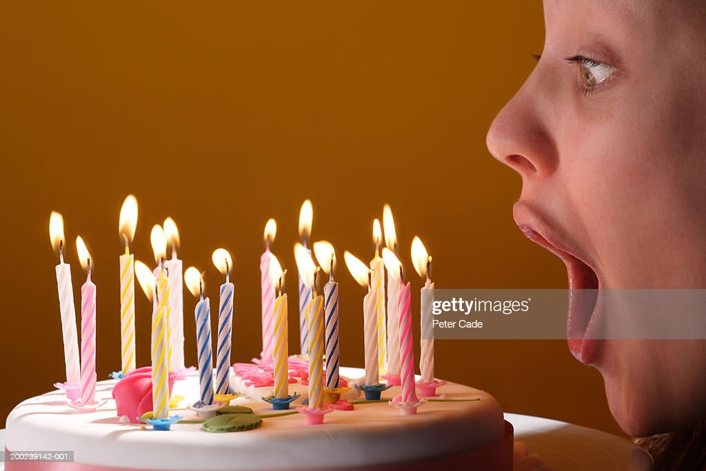 Blow Birthday Candles