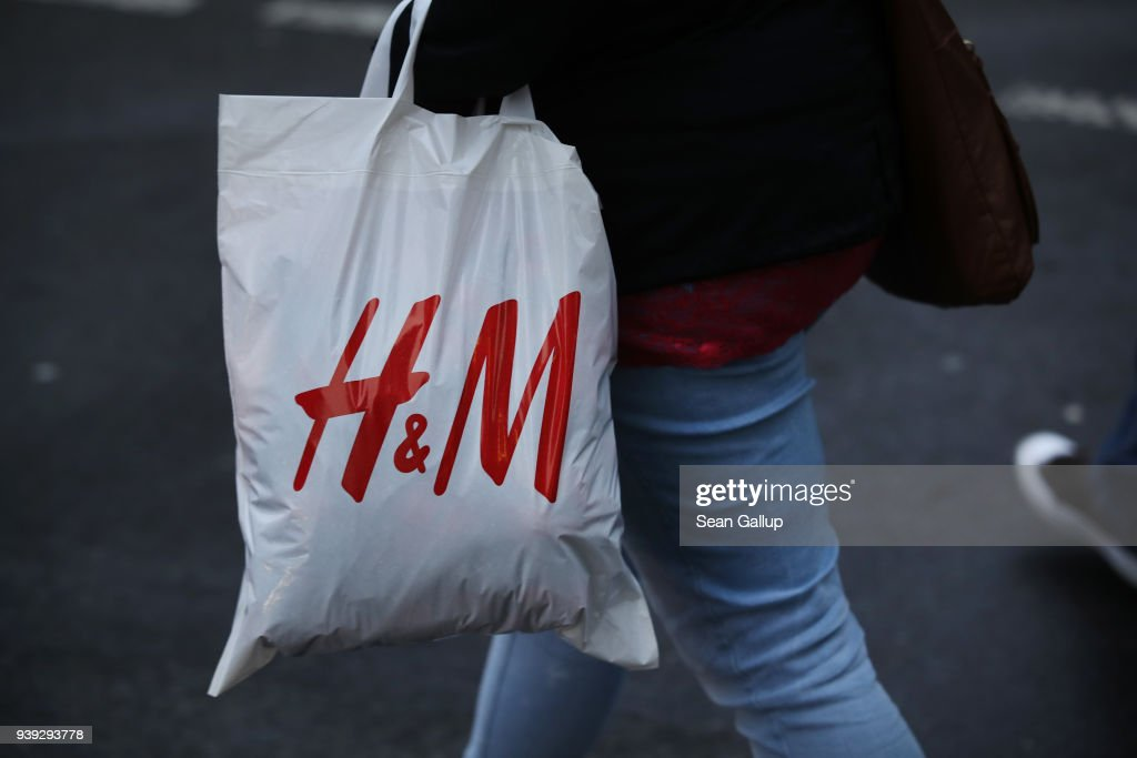 Retailer H&M Struggles With Falling Profits : News Photo