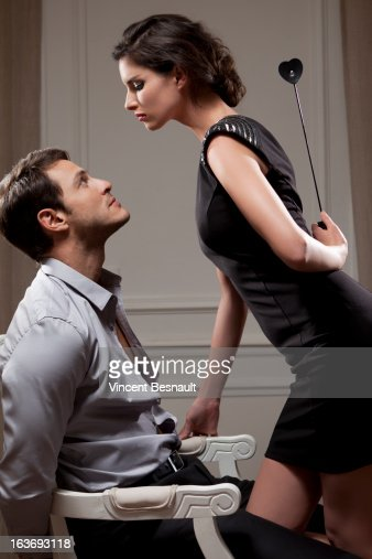 Men dominated by women bondage